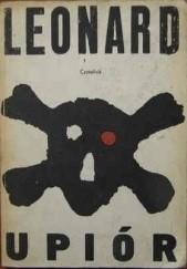 Okładka książki Upiór Leonard Zagórski