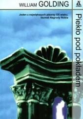 Okładka książki Piekło pod pokładem William Golding