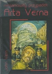 Okładka książki Niesamowity przypadek Arta Verna Andrzej Grabowski