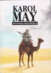 Okładka książki Karawana niewolników Karol May