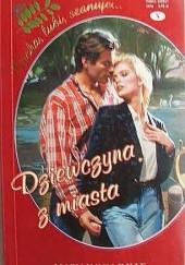 Okładka książki Dziewczyna z miasta