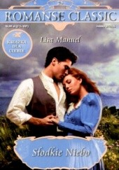 Okładka książki Słodkie niebo Lisa Manuel