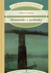 Okładka książki Dzienniki z podróży Albert Camus