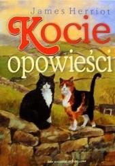 Okładka książki Kocie opowieści James Herriot