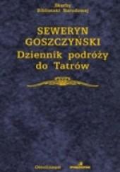 Okładka książki Dziennik podróży do Tatrów