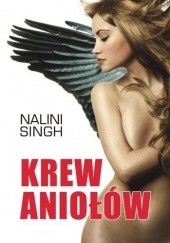 Okładka książki Krew Aniołów Nalini Singh