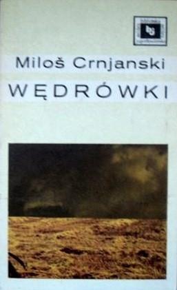 Okładka książki Wędrówki Miloš Crnjanski