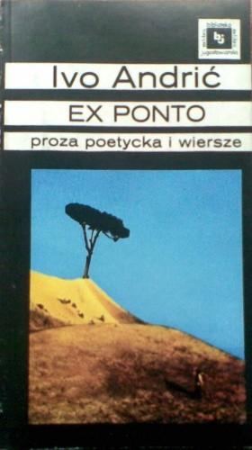 Okładka książki Ex ponto Ivo Andrić