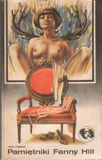 Okładka książki Pamiętniki Fanny Hill John Cleland