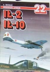 Okładka książki Ił-2, Ił-10.
