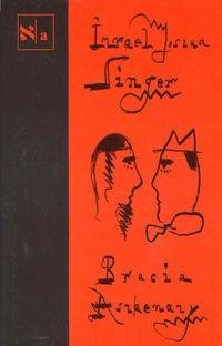 Okładka książki Bracia Aszkenazy Israel Joszua Singer