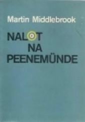 Okładka książki Nalot na Peenemünde Martin Middlebrook