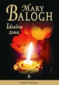Okładka książki Idealna żona Mary Balogh