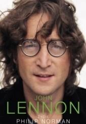 Okładka książki John Lennon. Życie Philip Norman