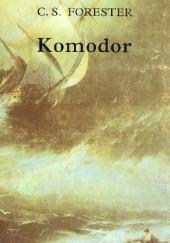 Okładka książki Komodor Cecil Scott Forester