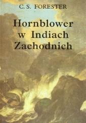 Okładka książki Hornblower w Indiach Zachodnich Cecil Scott Forester