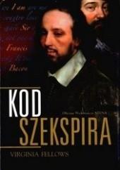 Okładka książki Kod Szekspira Virginia Fellows