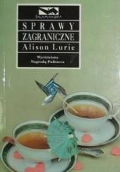 Okładka książki Sprawy zagraniczne Alison Lurie