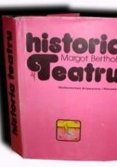 Okładka książki Historia teatru Margot Berthold