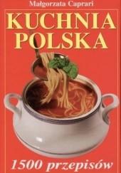 Okładka książki Kuchnia polska. 1500 przepisów.
