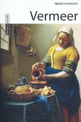 Okładka książki Vermeer Stefano Zuffi