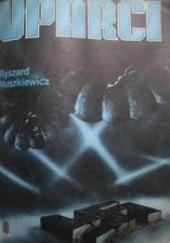 Okładka książki Uparci Ryszard Nuszkiewicz