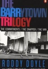 Okładka książki The Barrytown Trilogy Roddy Doyle