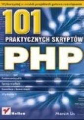 Okładka książki PHP : 101 praktycznych skryptów Marcin Lis