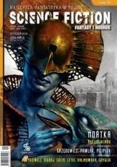 Okładka książki Science Fiction, Fantasy & Horror 51 (1/2010) Red. Science Fiction Fantasy & Horror