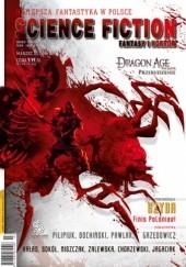 Okładka książki Science Fiction, Fantasy & Horror 53 (3/2010) Red. Science Fiction Fantasy & Horror
