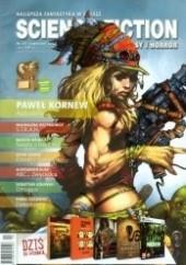 Okładka książki Science Fiction, Fantasy & Horror 54 (4/2010) Red. Science Fiction Fantasy & Horror