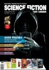 Okładka książki Science Fiction, Fantasy & Horror 56 (6/2010) Red. Science Fiction Fantasy & Horror