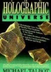 Okładka książki The Holographic Universe Michael Talbot