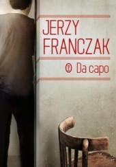 Okładka książki Da capo Jerzy Franczak