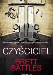 Okładka książki Czyściciel Brett Battles