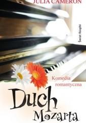 Okładka książki Duch Mozarta Julia Cameron