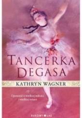 Okładka książki Tancerka Degasa