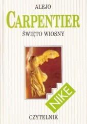Okładka książki Święto wiosny Alejo Carpentier