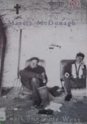 Okładka książki The Lonesome West Martin McDonagh