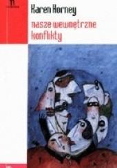 Okładka książki Nasze wewnętrzne konflikty Karen Horney
