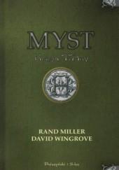 Okładka książki Myst. Księga TiAny David Wingrove,Rand Miller