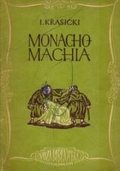 Okładka książki Monachomachia czyli Wojna Mnichów