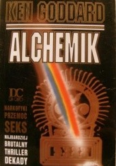 Okładka książki Alchemik Kenneth Goddard