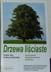 Okładka książki Drzewa liściaste Gregor Aas,Andreas Riedmiller