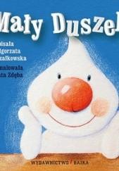 Okładka książki Mały Duszek Małgorzata Strzałkowska,Beata Zdęba (ilustratorka)