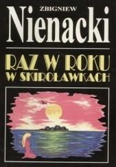 Okładka książki Raz w roku w Skiroławkach Zbigniew Nienacki