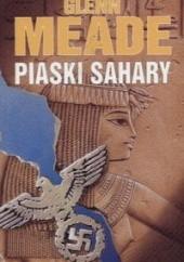 Okładka książki Piaski Sahary Glenn Meade