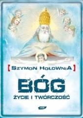 Okładka książki Bóg. Życie i twórczość Szymon Hołownia