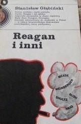 Okładka książki Reagan i inni Stanisław Głąbiński