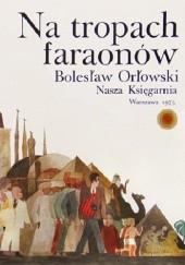 Okładka książki Na tropach faraonów Bolesław Orłowski